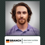 Casteen Joins Branch Civil