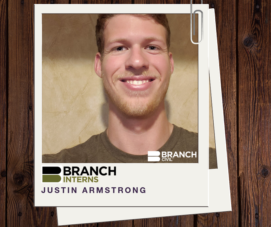 Meet the Intern: Justin Armstrong