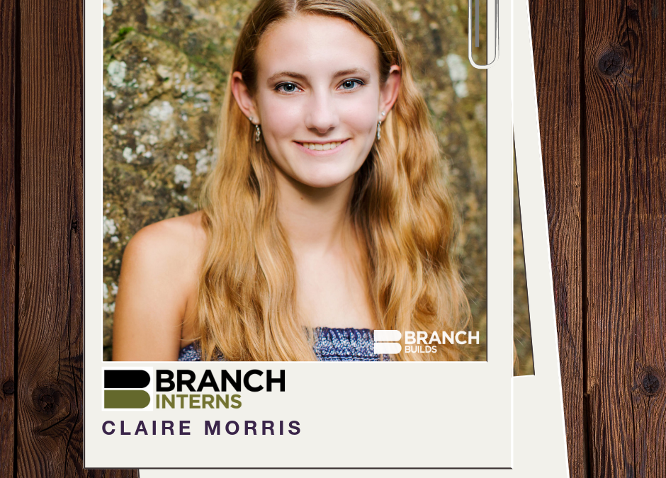 Meet the Intern: Claire Morris