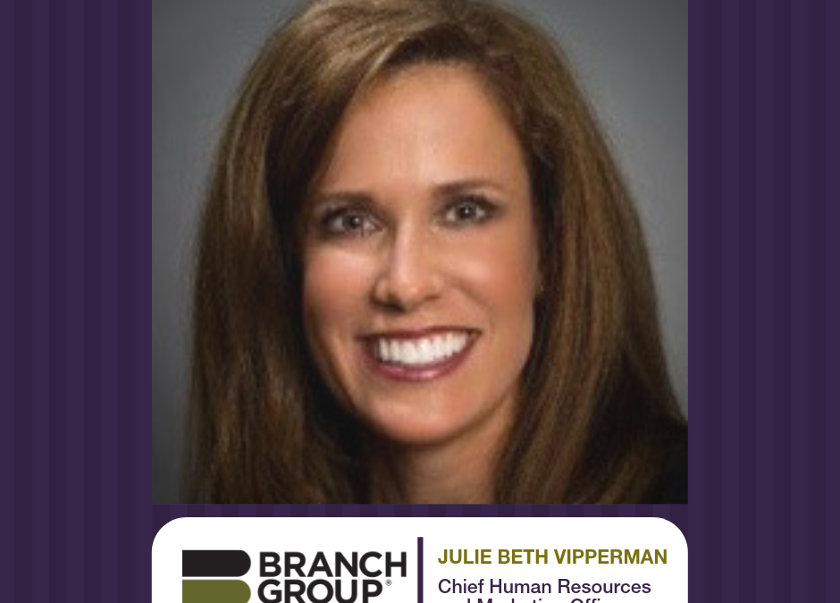 Chief Human Resources Officer joins Branch Group