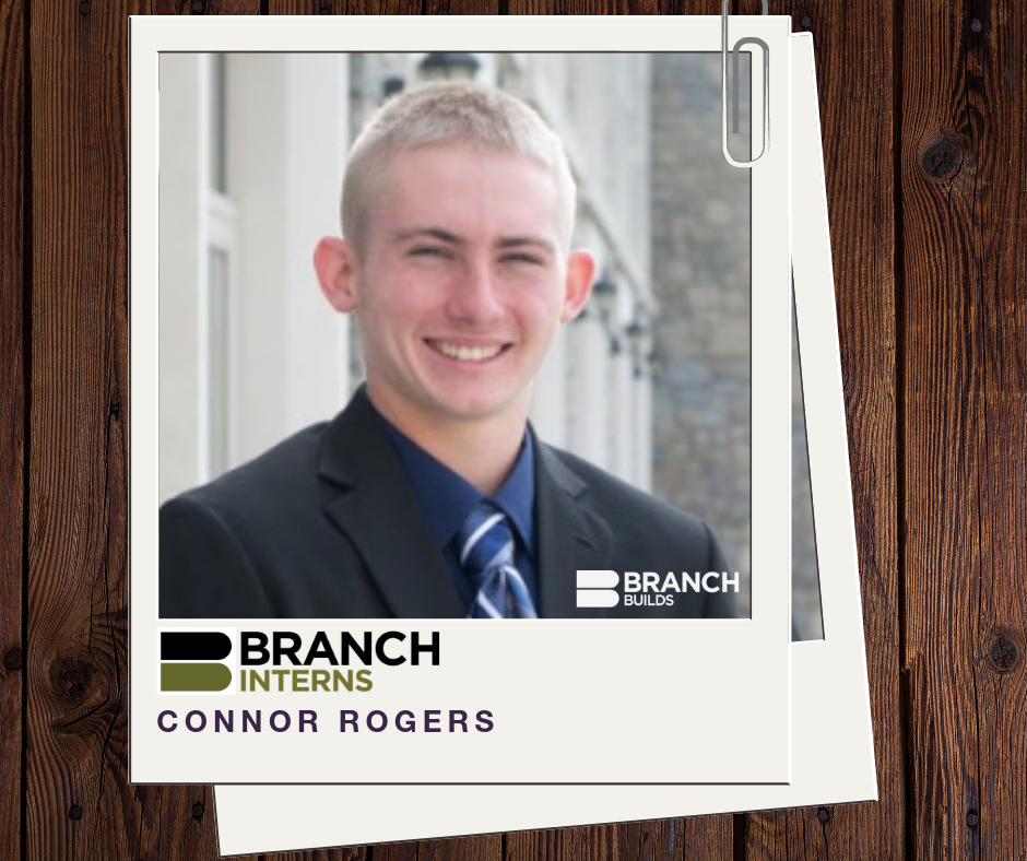 Meet the Intern: Connor Rogers