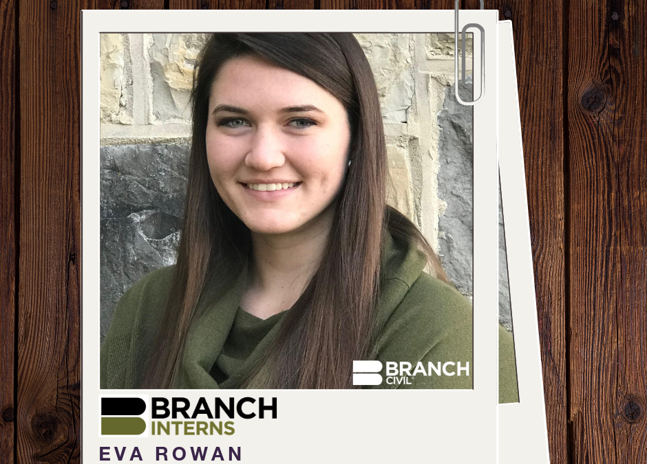 Meet the Intern: Eva Rowan