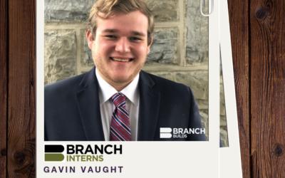 Meet the Intern: Gavin Vaught