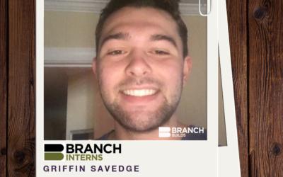 Meet the Intern: Griffin Savedge