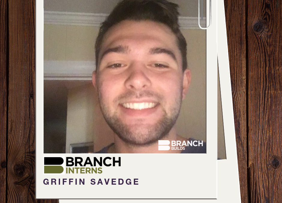 Meet the Intern: Griffin Savedge