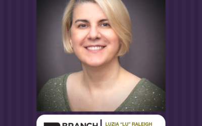Raleigh Welcomed to Branch Group