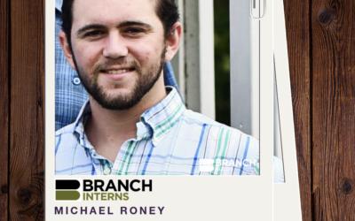 Meet the Intern: Michael Roney
