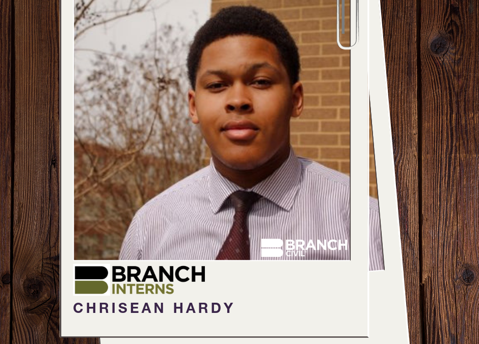 Meet the Intern: Chrisean Hardy