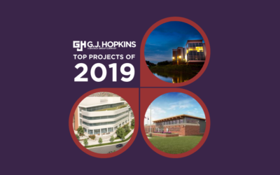 G.J. Hopkins Top Projects for 2019
