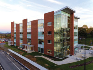 Branch Builds Project - Virginia Western Community College STEM Building