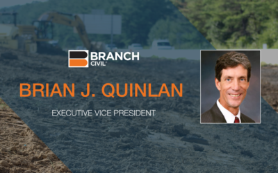 Branch Group Names New Executive Vice President