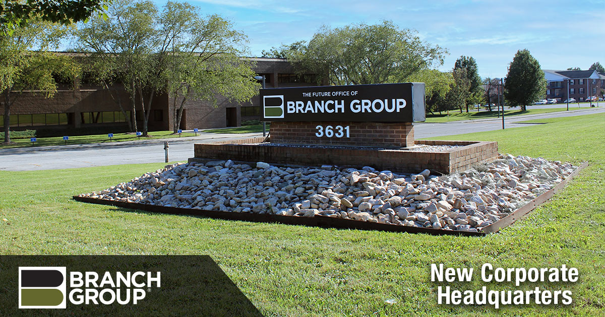 Branch Group expanding to new corporate headquarters location in Roanoke